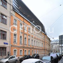 Готовые офисные помещения Хлыновский тупик Аренда офиса 35 кв Машкова улица